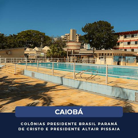 Caiobá - Colônias PRESIDENTE BRASIL PARANÁ