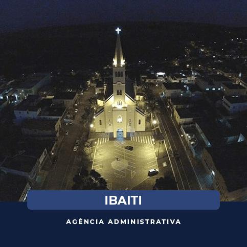 Ibaiti - Agência Administrativa