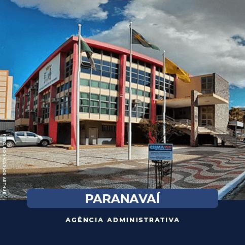 Paranavaí - Agência Administrativa