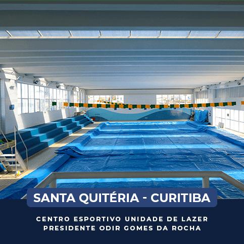 Santa Quitéria - Curitiba - Centro Esportivo Unidade de Lazer