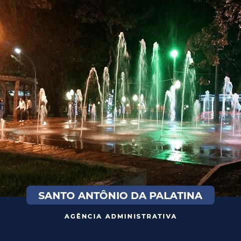 Santo Antônio da Palatina - Agência Administrativa